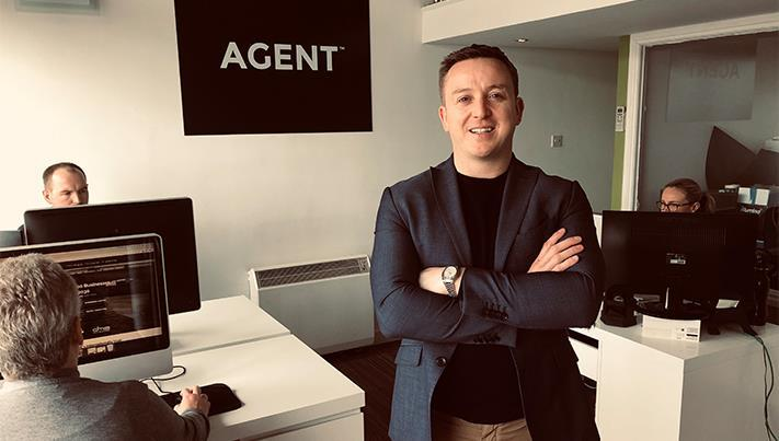 AGENT Digital MD & Founder Kevin Meaney