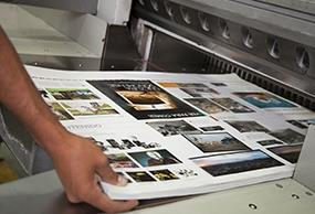 Why is print marketing important for start-ups?