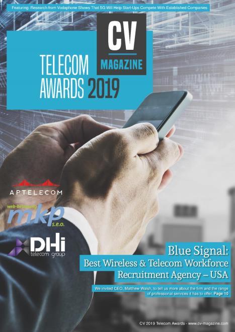 Corporate Vision - Telecom Awards 2019