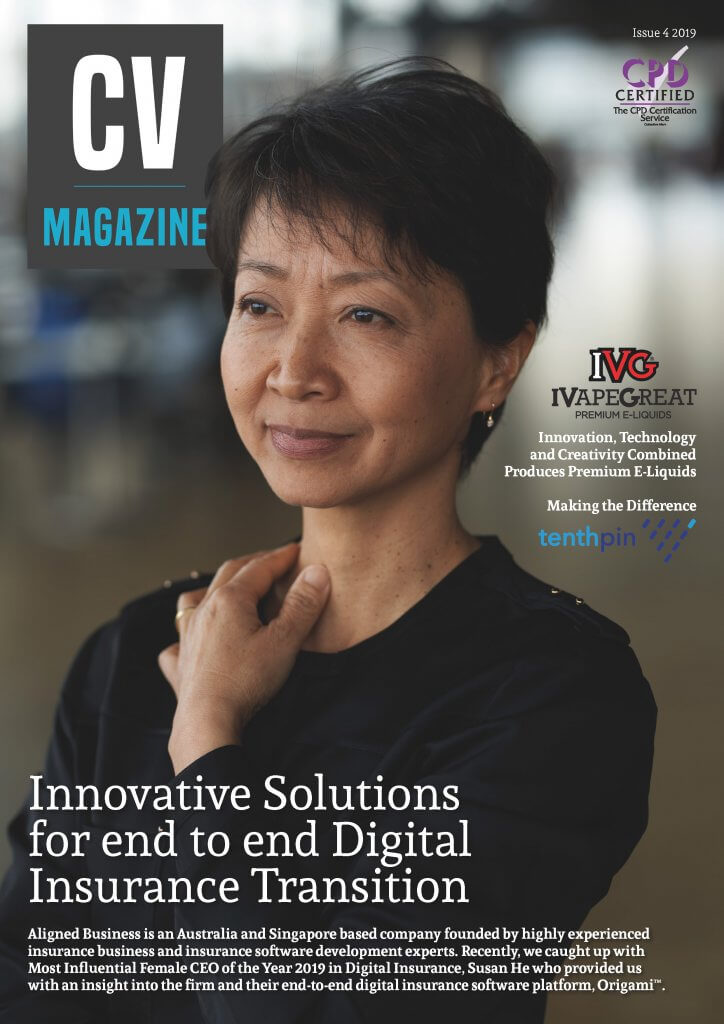 Corporate Vision Issue 4 2019 cover