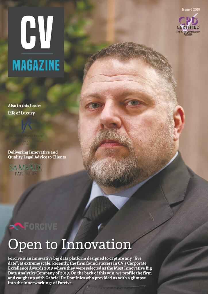 Corporate Vision Issue 6 2019 cover