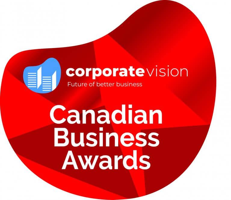 Canadian Business Awards 2020 Logo