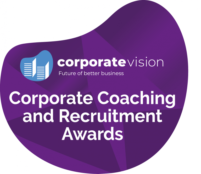 Corporate Coaching and Recruitment Awards 2020 Logo