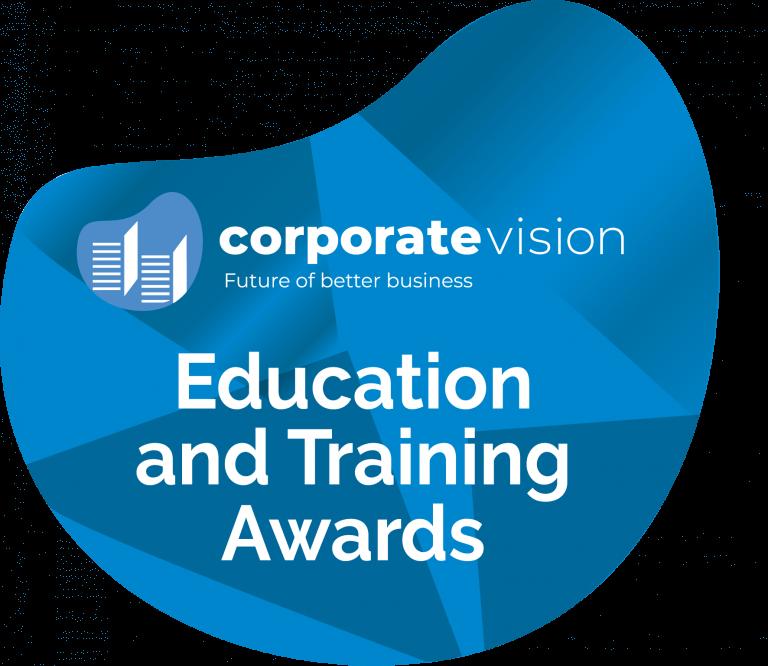 Education and Training Awards 2020 Logo