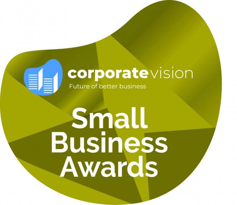 Small Business Awards 2020 Logo