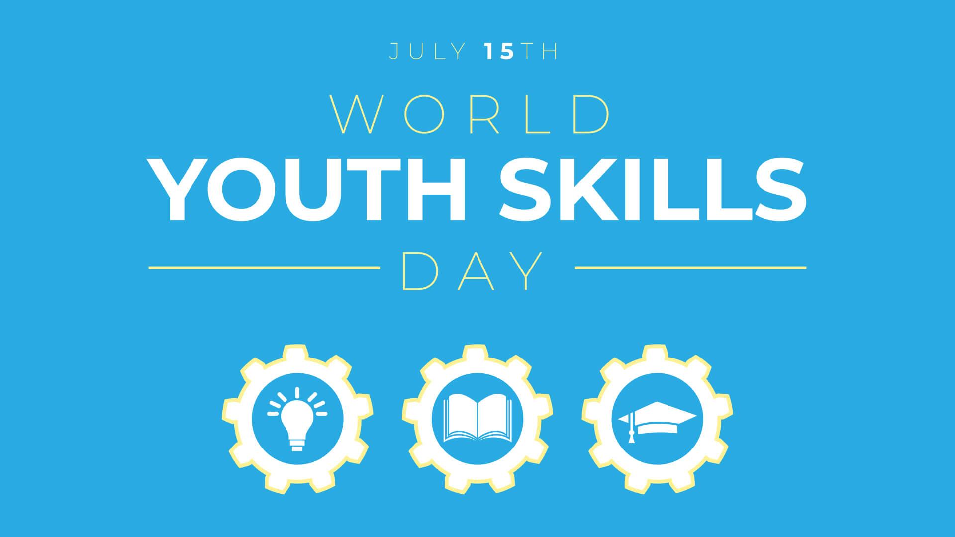 2020 World Youth Skills Day